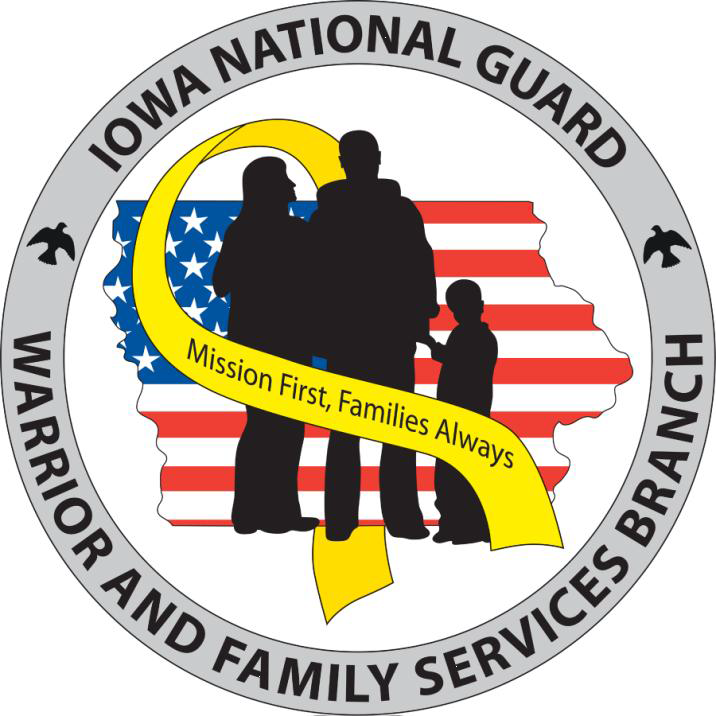 Warrior and Family Services Brand of the Iowa National Guard